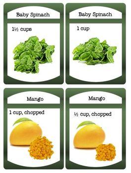 Smoothie Recipe Matching Task