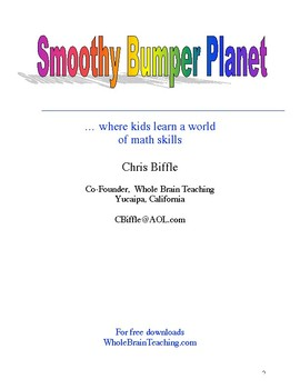 Smoothy Bumper Planet