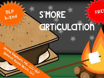 S'more Articulation Game