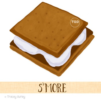 smore clip art teaching resources teachers pay teachers rh teacherspayteachers com smores clipart png smores clipart free