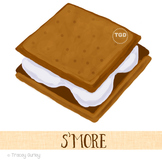 S'more Clip Art - s'mores Printable Tracey Gurley Designs
