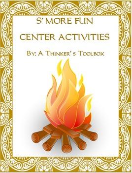S'more Fun - Center Activities (Camping)
