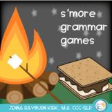 S'more Grammar Games