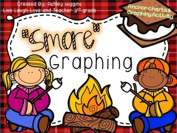 Graphing (Anchor charts and graphing activity)