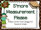 S'more Measurement Please Common Core Aligned