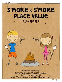 S'more: Place Value Activity (Lite)