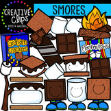 Smores {Creative Clips Digital Clipart}