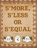 S'more, S'less, S'equal