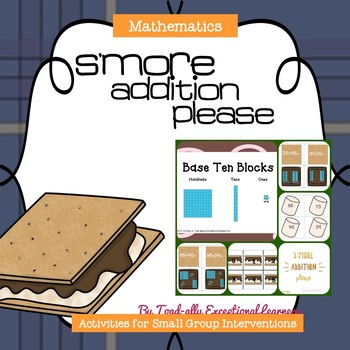 S'more Addition Please--Two Digit Addition