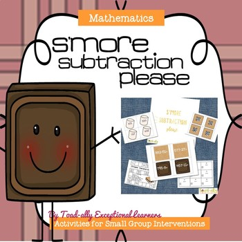 S'more Subtraction Please--Three Digit Subtraction