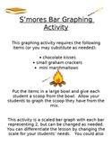 S'mores Bar Graph - Camping Unit