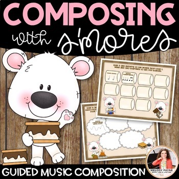 S'mores Composing: A Guided Music Composition Activity for Elementary Students