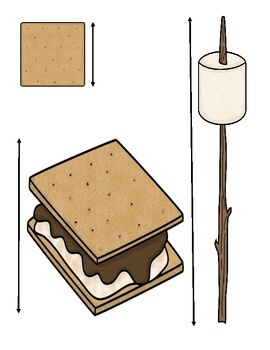 S'mores Fractions and Measurement