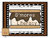 S'mores Literacy Activities & Centres