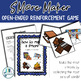 S'mores Maker: Open Ended Reinforcement Game: Great for Speech and Language