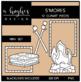 S'mores Mini Clipart Bundle {A Hughes Design}