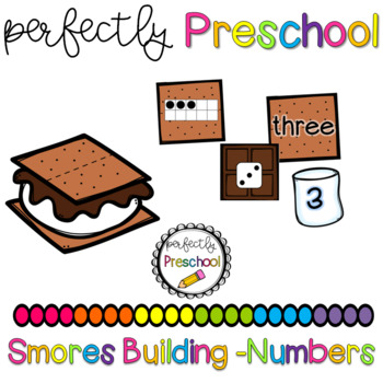 Smores Numbers {Dollar Deal}