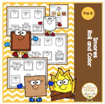 Smores Roll and Color Dollar Deal