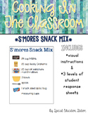 Smores Snack Mix{Cooking In The Classroom}