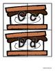 S'mores Uppercase / Lowercase Alphabet Match - RF.K.1d