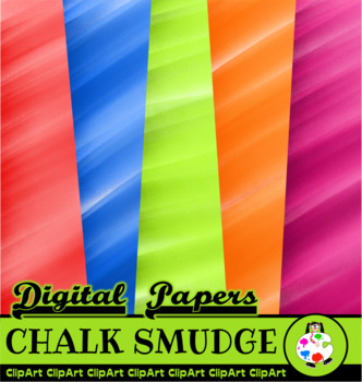 Smudgy Chalk Background Papers