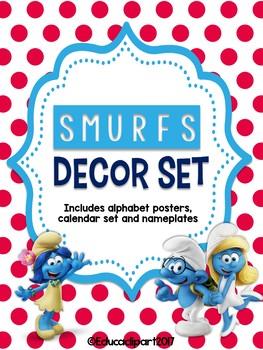 Smurfs Decor Bundle (Red)