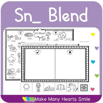 Sn Blend Sorts    MMHS3