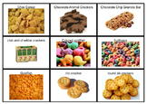 Snack Choice Board