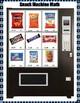 Snack Machine Money Math
