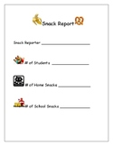 Snack Report