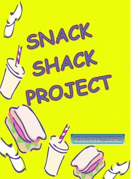 Snack Shack Project