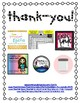 Snack & Share / Sharing / Show and Tell Day Bag - Note, Checklist, and Bag Tag