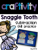 """Snaggle Tooth"" Craftivity"