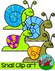 Snail Clipart