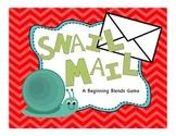 Snail Mail Beginning Blends Game
