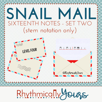 Snail Mail - Level Four ~ Interactive Powerpoint Game