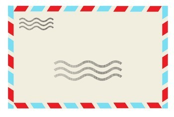 Snail Mail - Level One ~ Interactive Powerpoint Game
