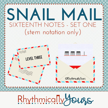Snail Mail - Level Three ~ Interactive Powerpoint Game