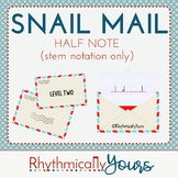 Snail Mail - Level Two ~ Interactive Powerpoint Game