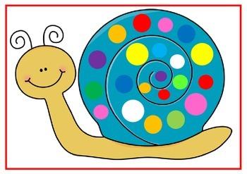 Snail Pom Pom Mat