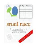 Snail Race: A Ratio Story