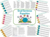 Snail Sentence Repetition {Long Version}
