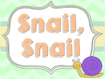 Snail, Snail: Ta/Ti-Ti; So,La, Mi; Steady Beat VS Rhythm