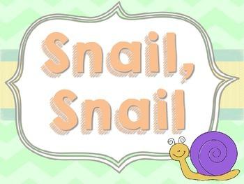 Snail, Snail: Ta/Ti-Ti; So,La, Mi; Steady Beat VS Rhythm