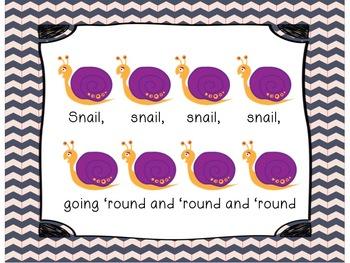 Snail, Snail- Teaching Ta, Ti-ti, and Sol-Mi!