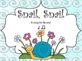 Snail, Snail - a song for la and/or ta ti-ti