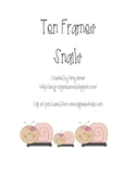 Snail Ten Frames