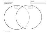 Snail and Turtle are Friends by Stephen Michael King - Venn Diagram Activity