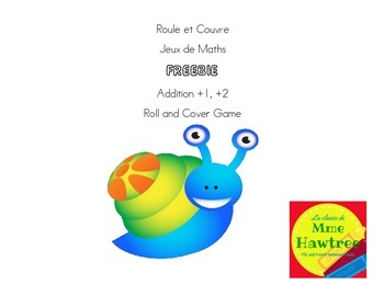 Snail roll and cover - French