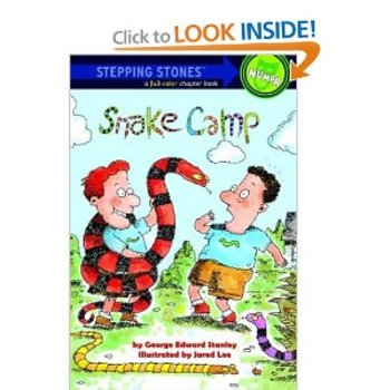Snake Camp by George Edward Stanley Comprehension Packet